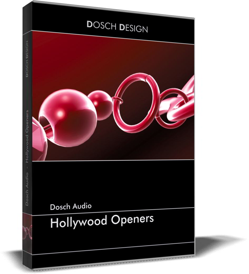 DOSCH Audio - Hollywood Openers free download