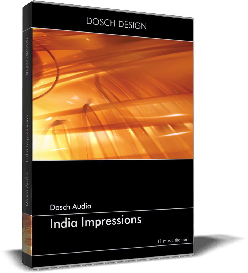 DOSCH Audio - India Impressions free download