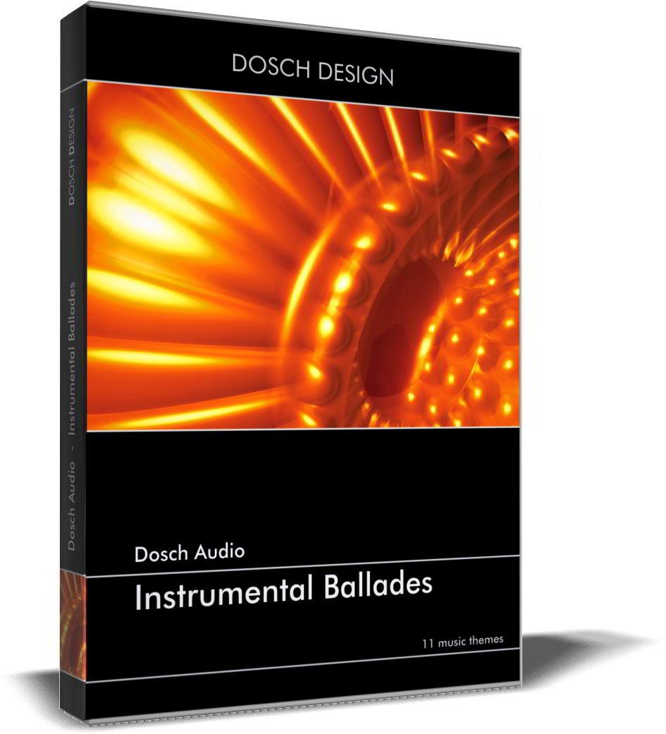 DOSCH Audio - Instrumental Ballads free download