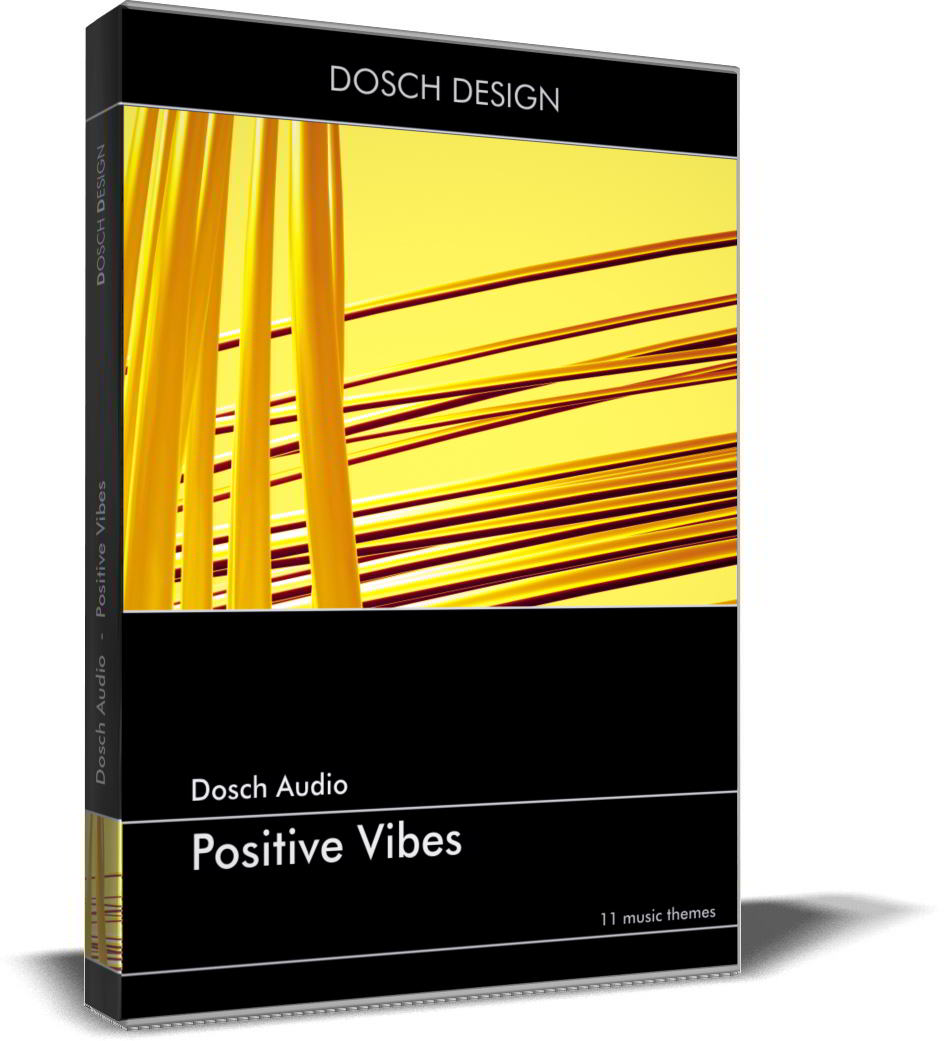 DOSCH Audio - Positive Vibes free download