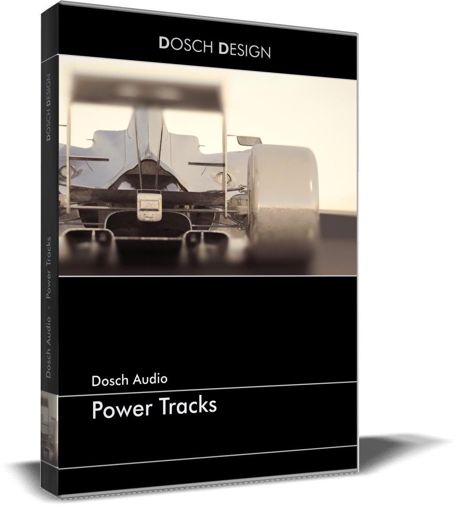 DOSCH Audio - Power Tracks free download