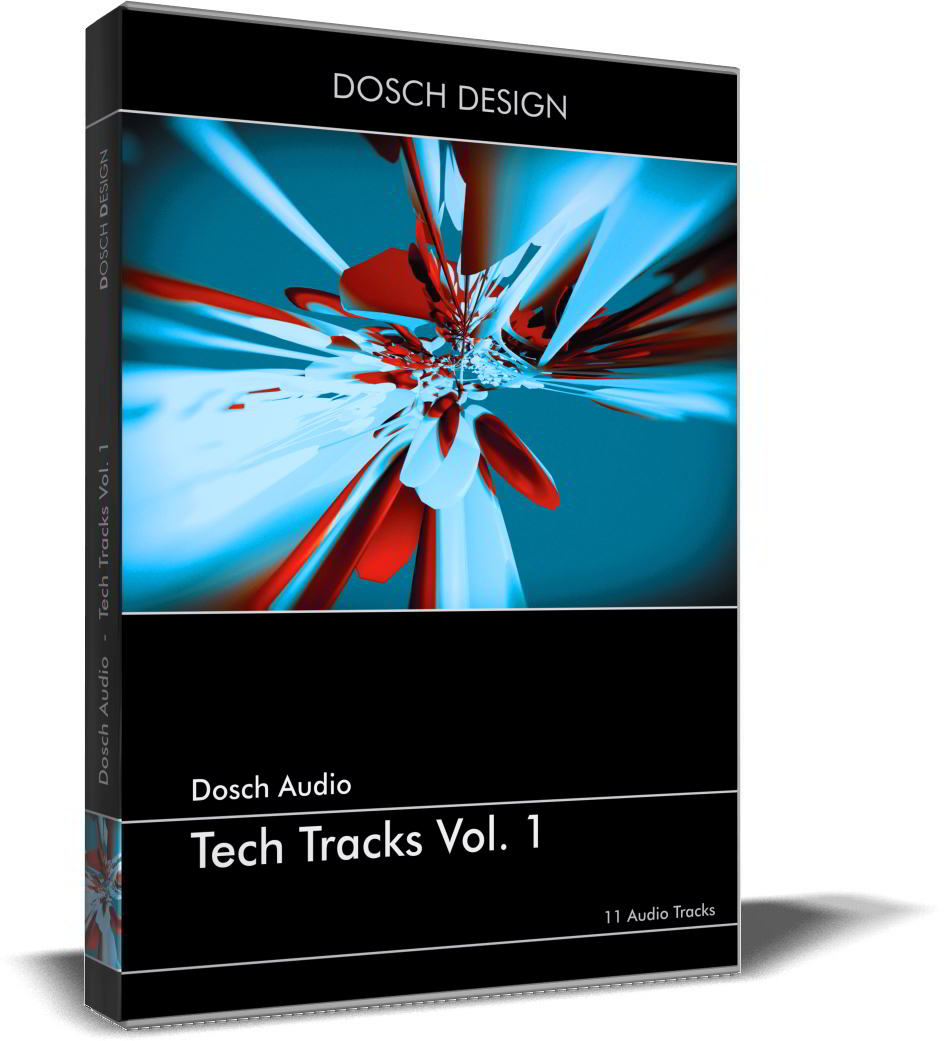 DOSCH Audio - Tech Tracks Vol. 1 free download