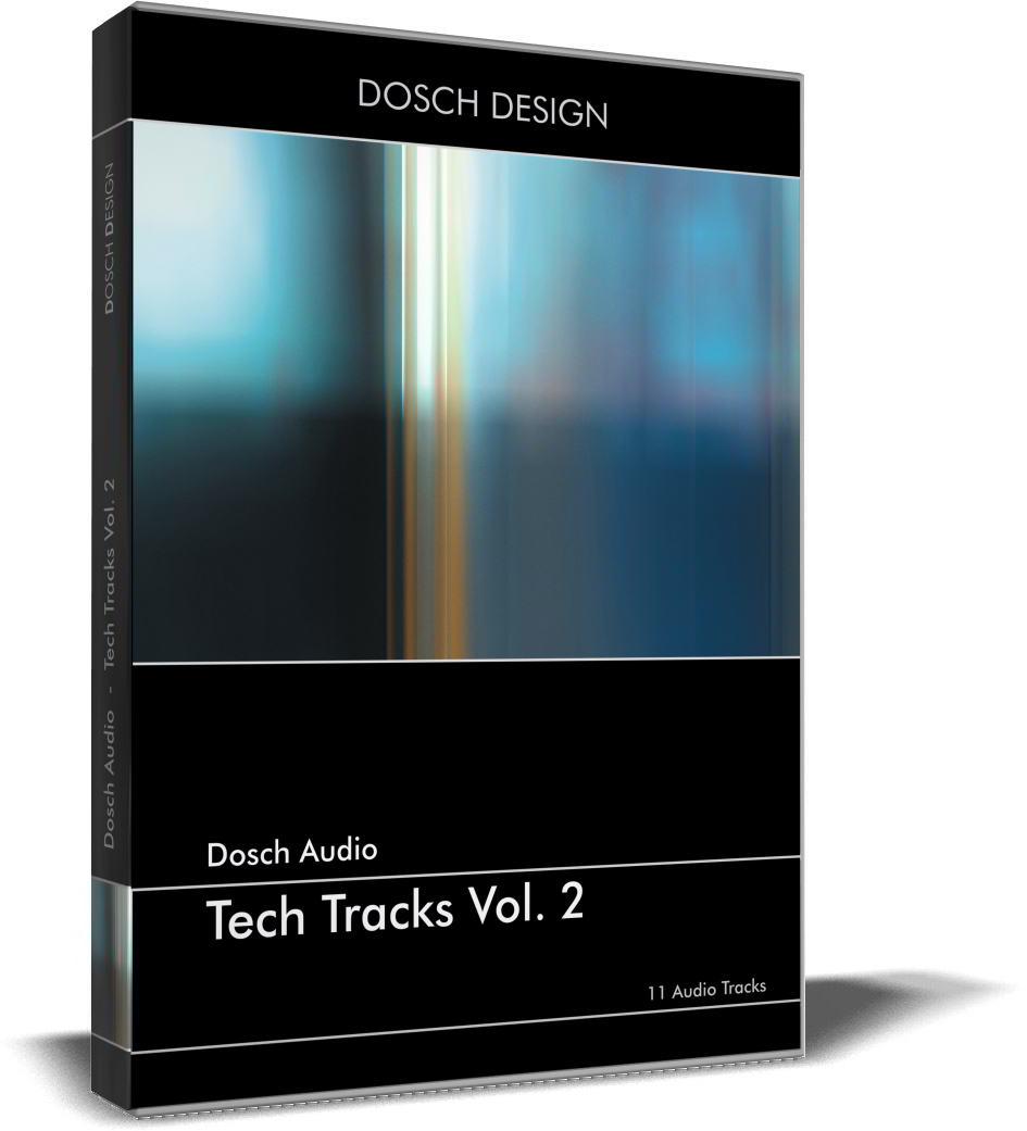 DOSCH Audio - Tech Tracks Vol. 2 free download