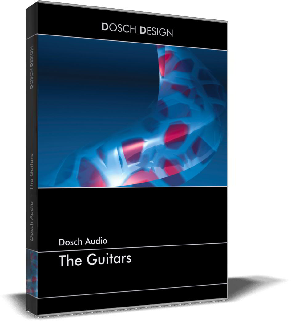 DOSCH Audio - The Guitars free download