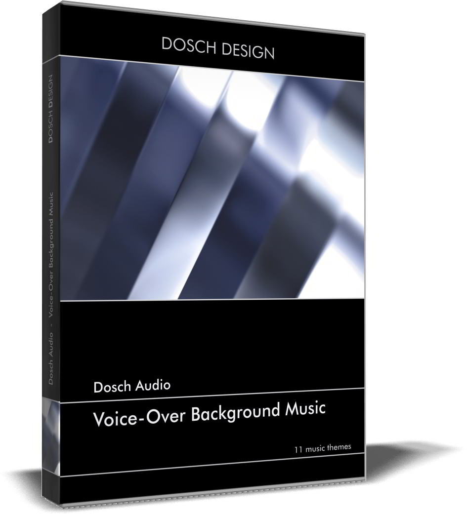 DOSCH Audio - Voice-Over Background Music free download
