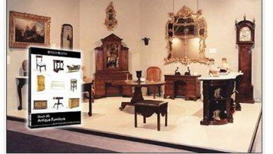 DOSCH DESIGN – 3D Antique Furniture free download