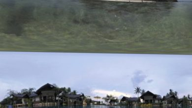 Dosch HDRI: Beach & Pool Backgrounds