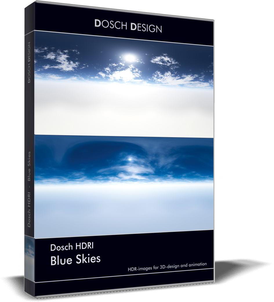 Dosch HDRI: Blue Skies free download