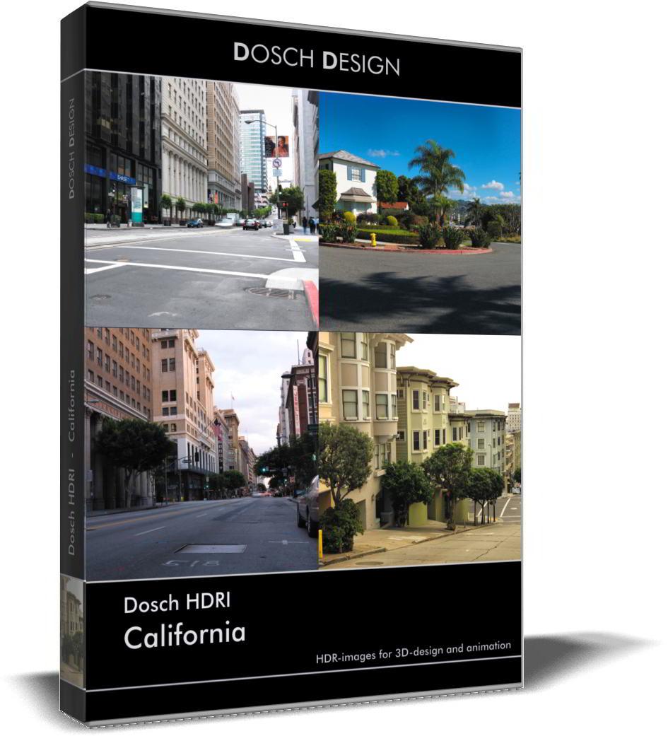 Dosch HDRI: California free download