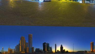 Dosch HDRI: City Sunsets