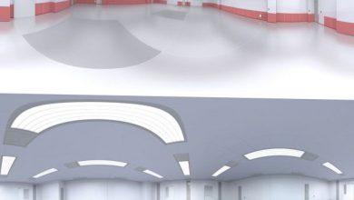 Dosch HDRI: Clean Room