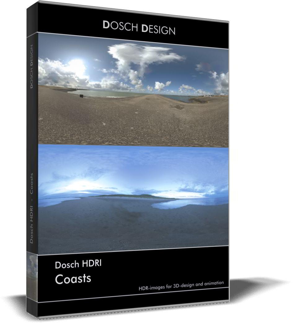 Dosch HDRI: Coasts free download