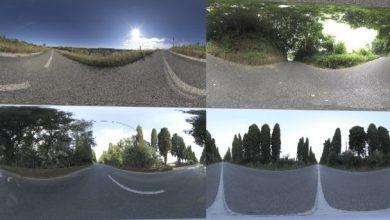 Dosch HDRI: Country Roads free download