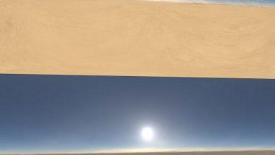 Dosch HDRI: Desert Environments