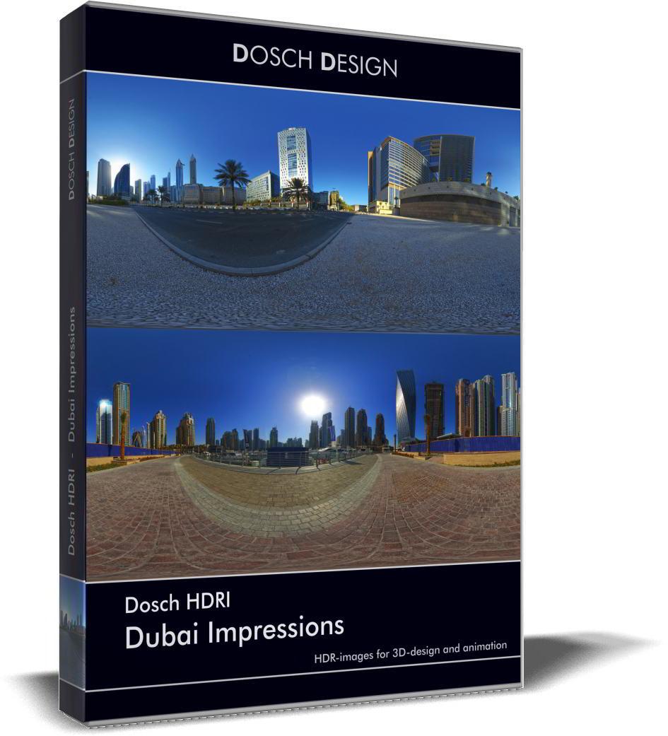 Dosch HDRI: Dubai Impressions free download