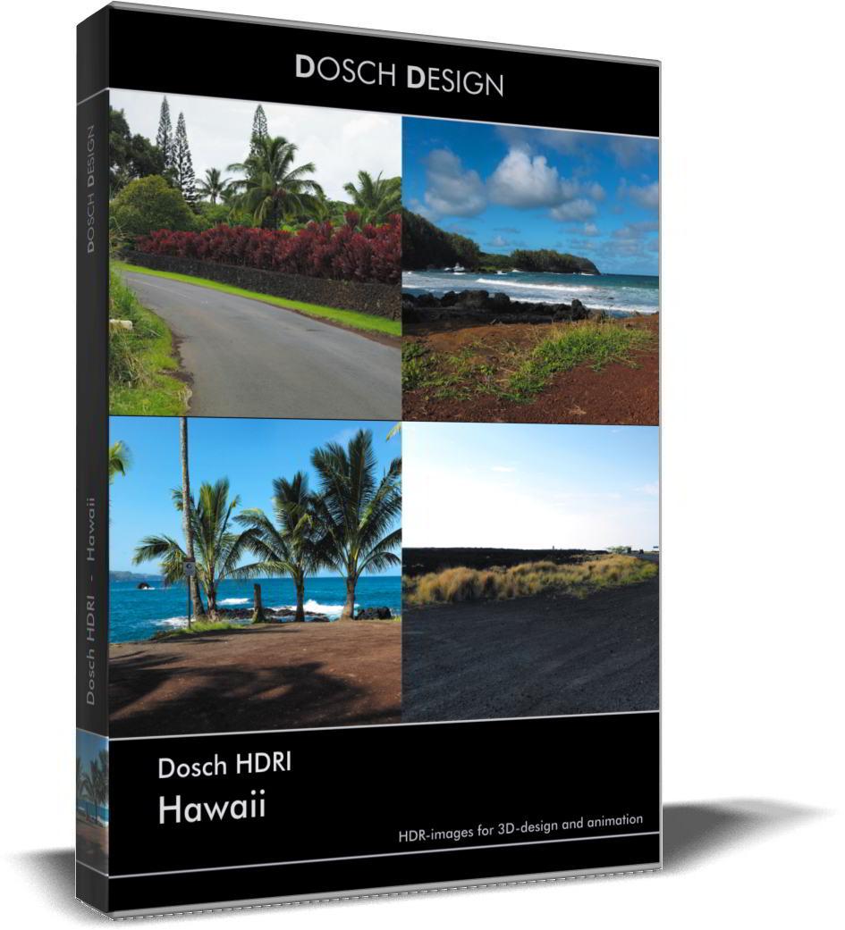 Dosch HDRI: Hawaii free download