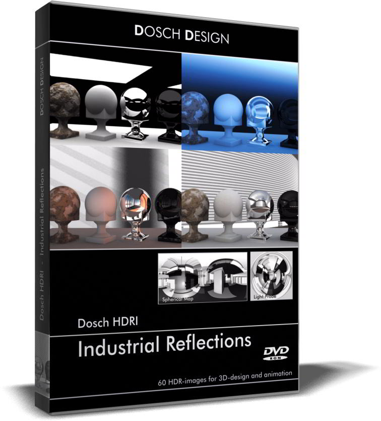 Dosch HDRI: Industrial Reflections free download