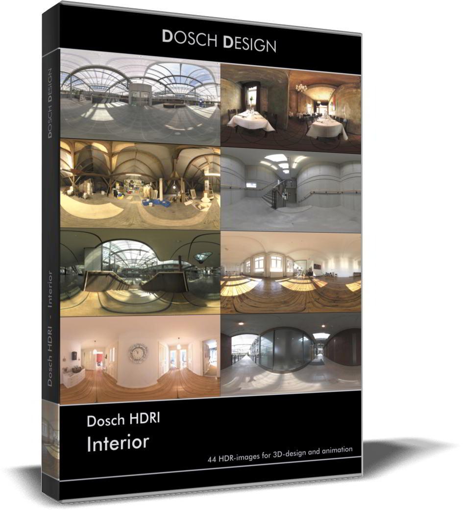 Dosch HDRI: Interior free download