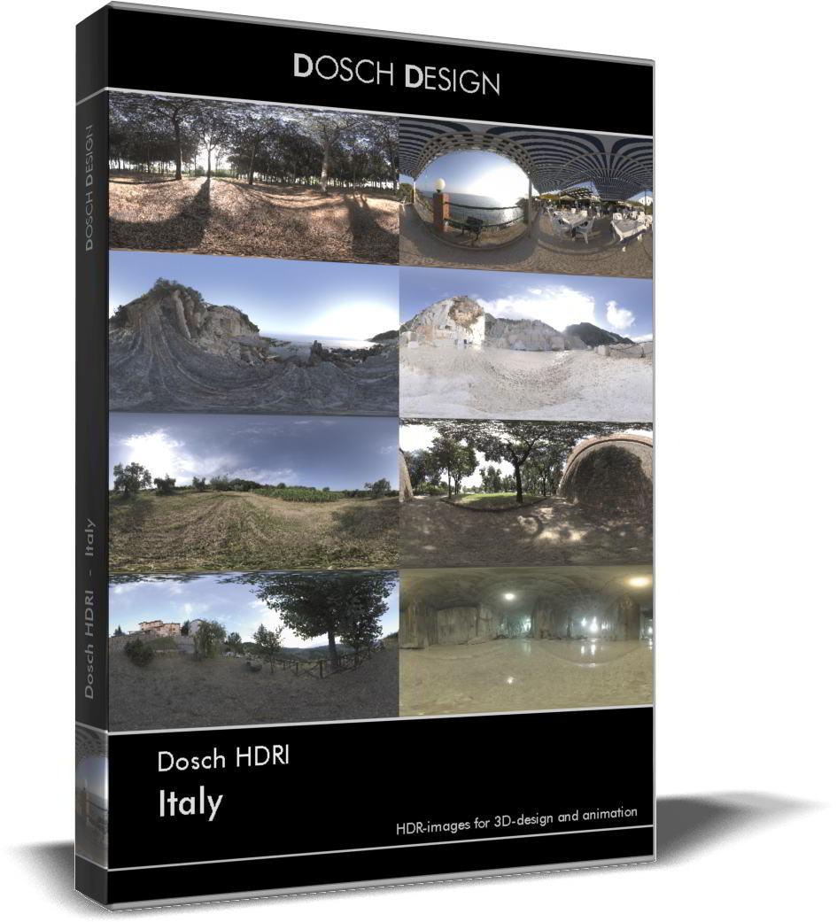 Dosch HDRI: Italy free download