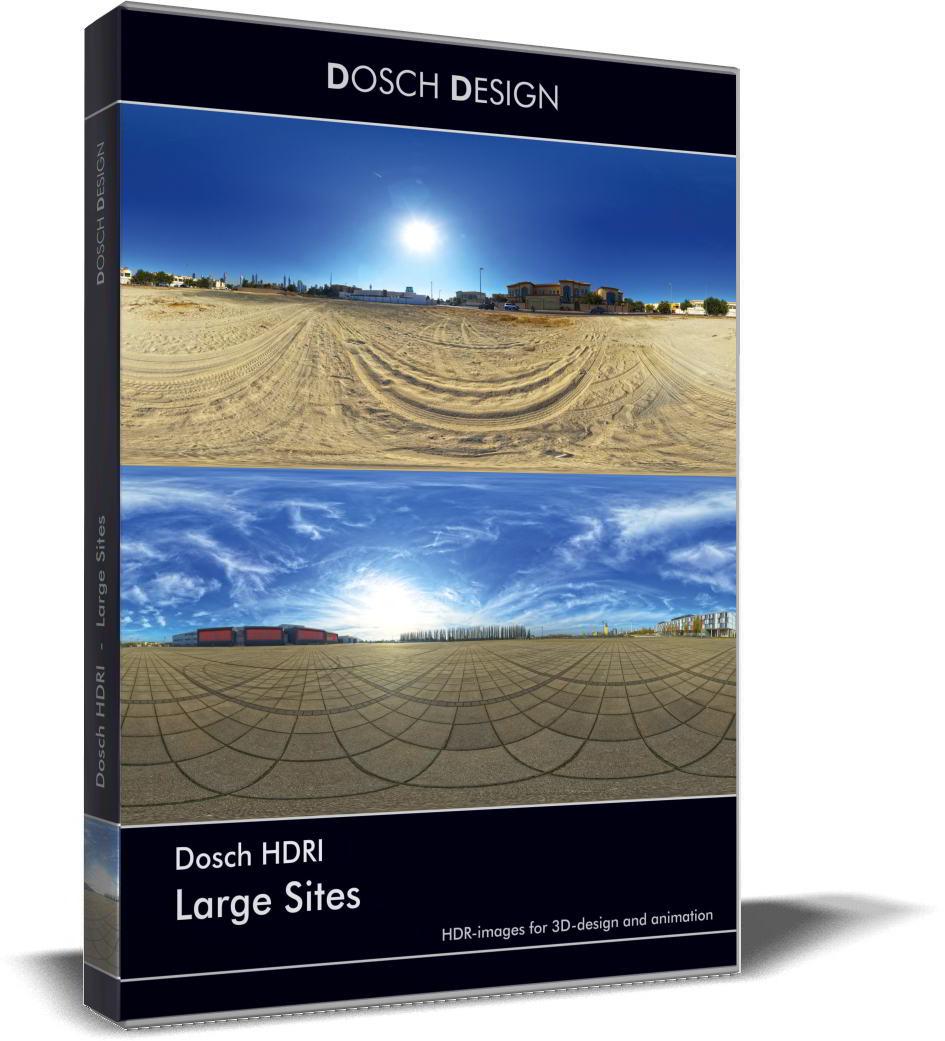 Dosch HDRI: Large Sites free download