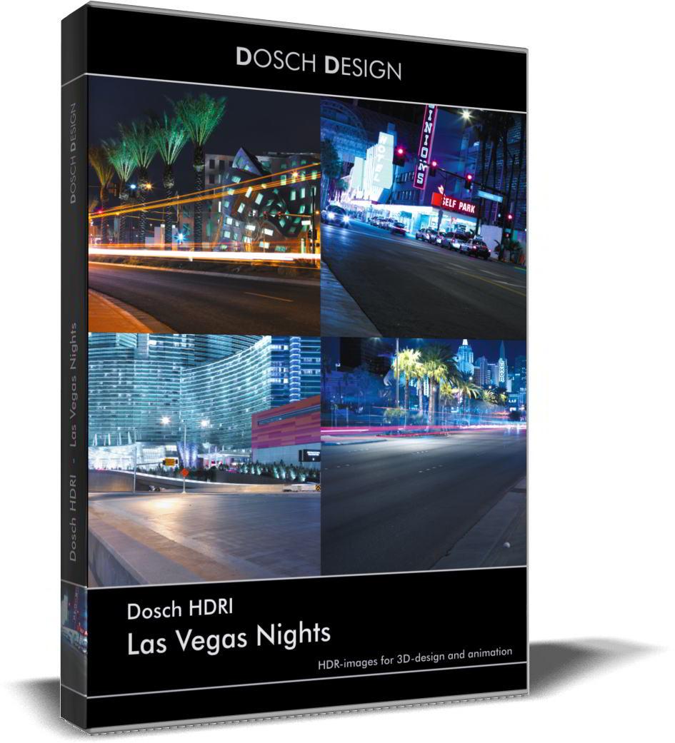 Dosch HDRI: Las Vegas Nights free download
