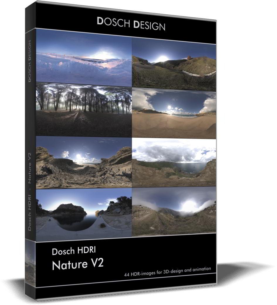 Dosch HDRI: Nature V2 free download
