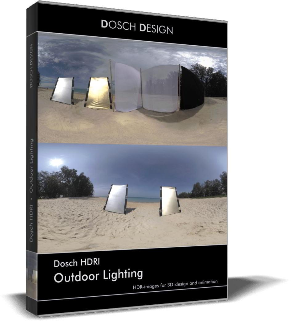 Dosch HDRI: Outdoor Lighting free download