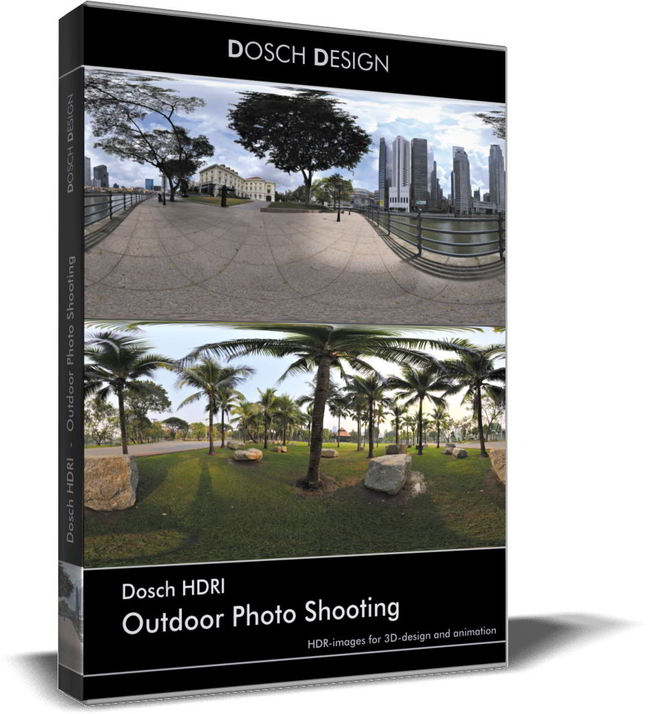 Dosch HDRI: Outdoor Photo Shooting free download