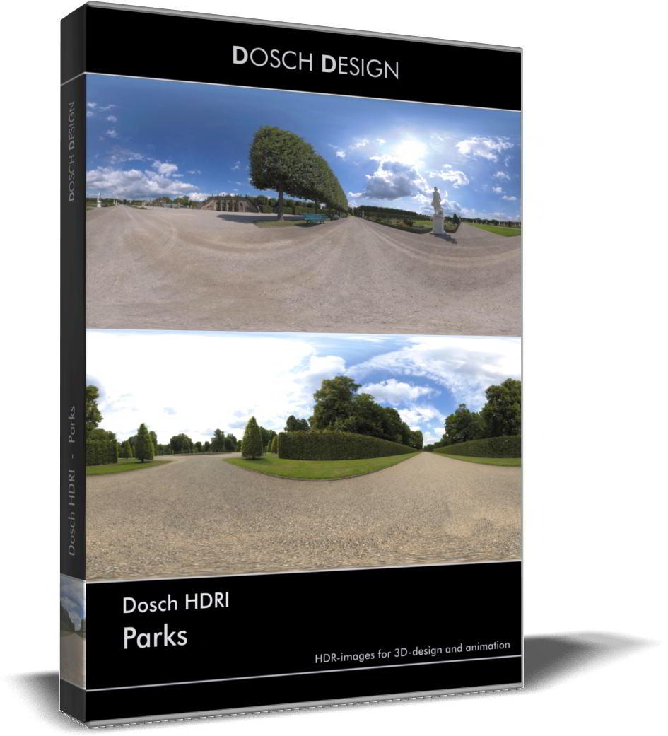 Dosch HDRI: Parks free download