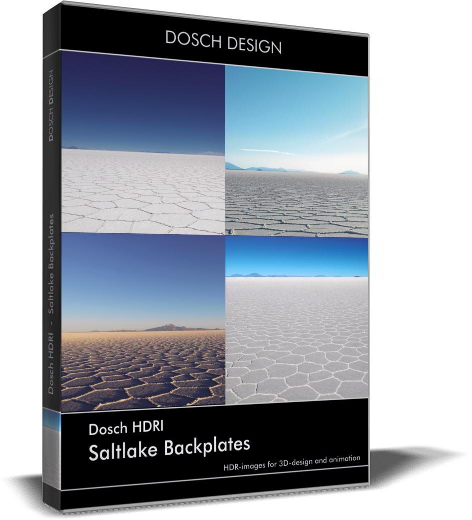 Dosch HDRI: Saltlake Backplates free download