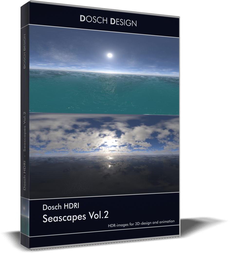 Dosch HDRI: Seascapes Vol.2 free download
