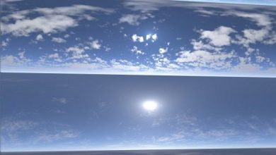 Dosch HDRI: Skies for Architecture