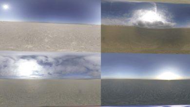 Dosch HDRI: Skies V2