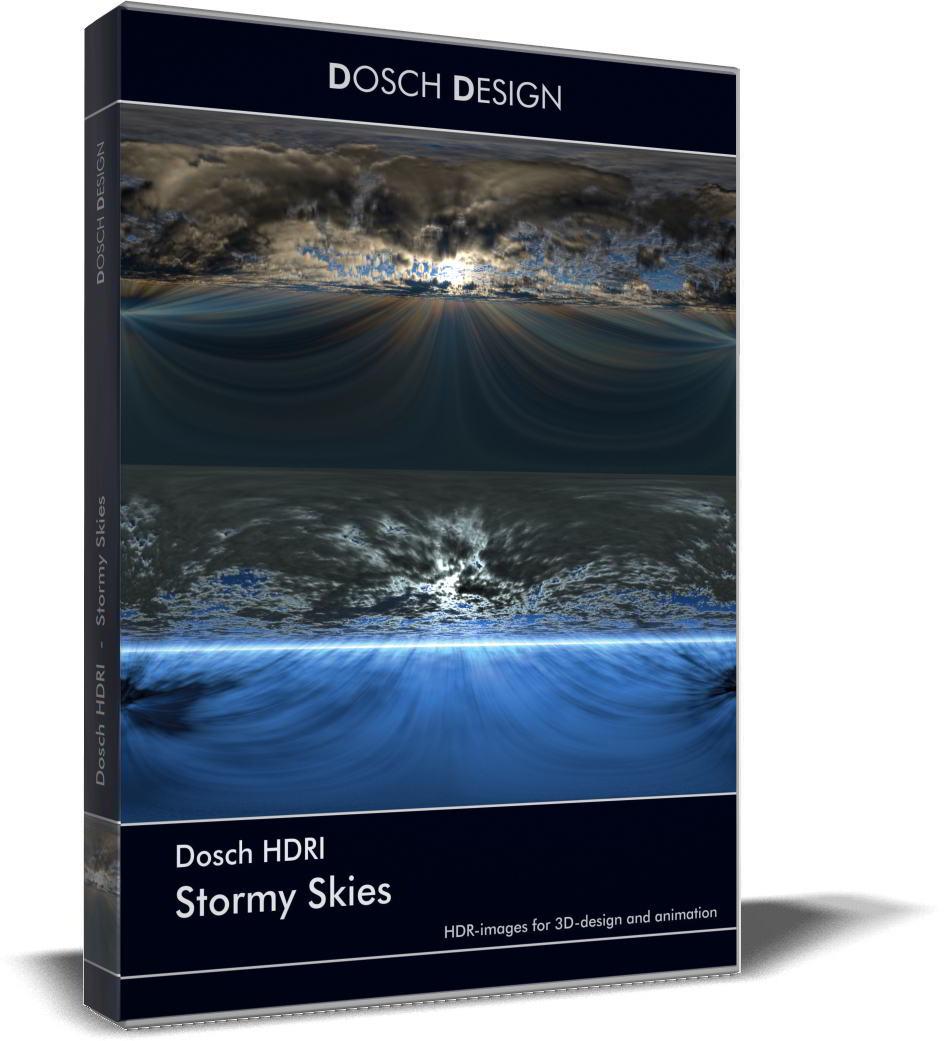 Dosch HDRI: Stormy Skies free download