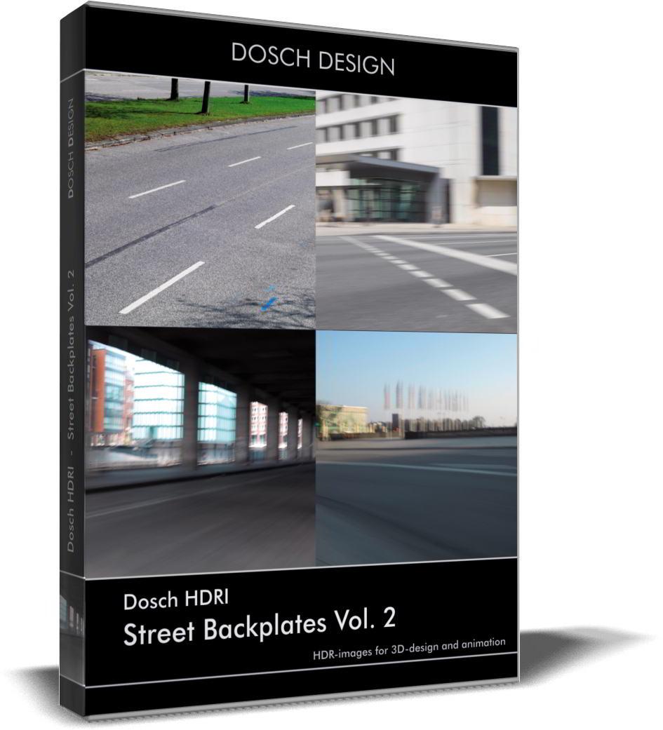 Dosch HDRI: Street Backplates Volume 2 free download