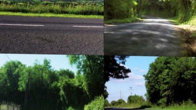 Dosch HDRI: Street Backplates Volume 4