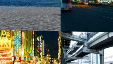 Dosch HDRI: Tokyo Backplates