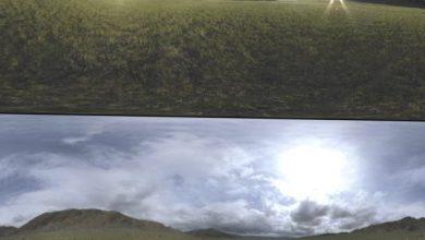 Dosch HDRI: Vast Landscapes