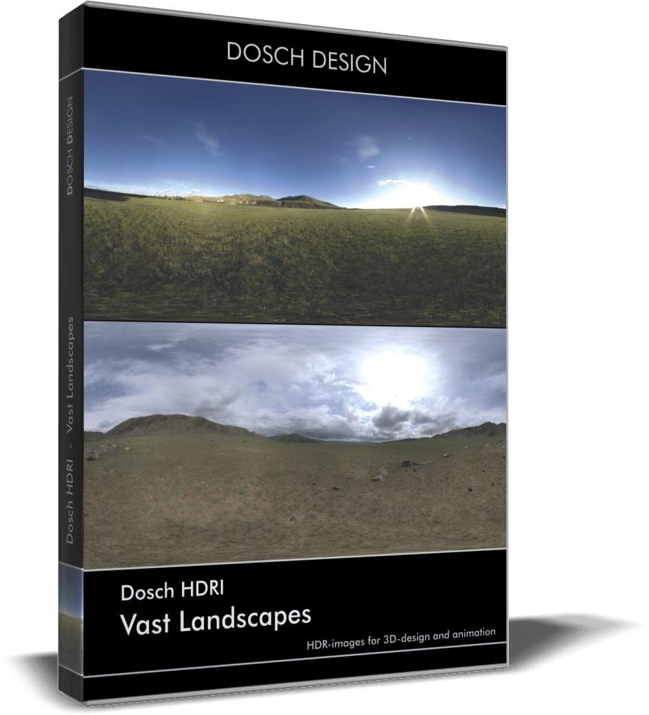 Dosch HDRI: Vast Landscapes free download
