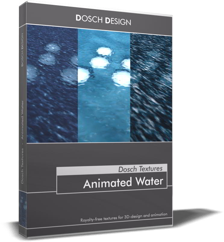 DOSCH Textures: Animated Water free download