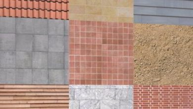 DOSCH Textures: Building Materials V2 (German Version)
