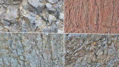 DOSCH Textures: Cliff & Rock Walls