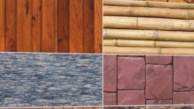 DOSCH Textures - Construction Materials - Asia