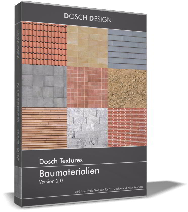 DOSCH Textures: Construction Materials V2 free download