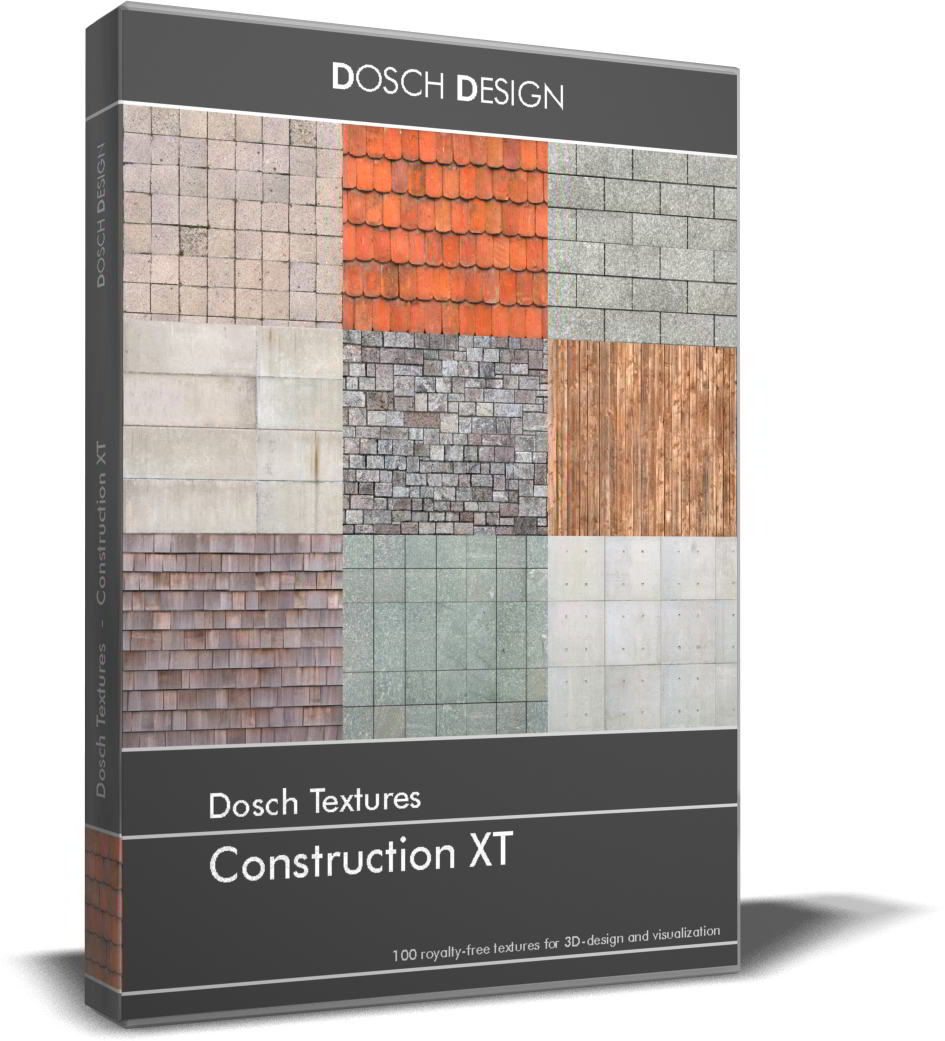 DOSCH Textures: Construction XT free download