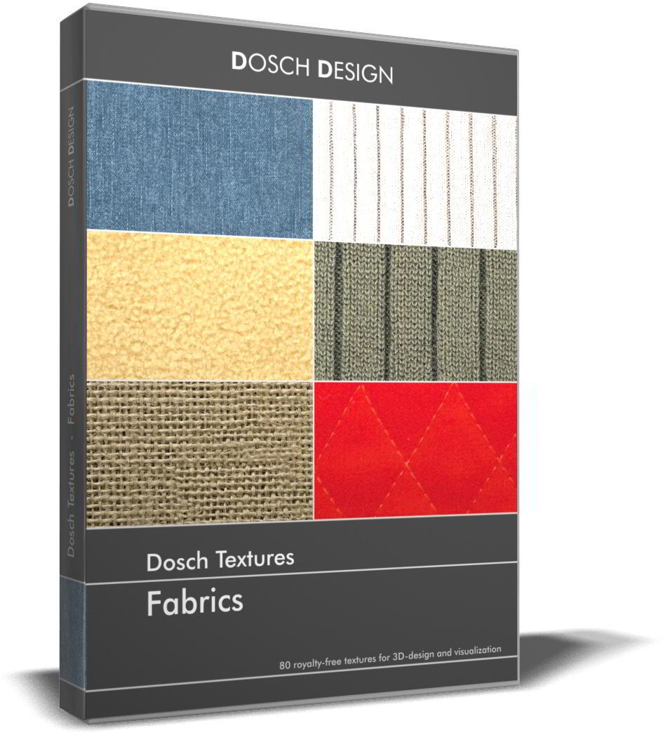 Dosch Textures: Fabrics free download