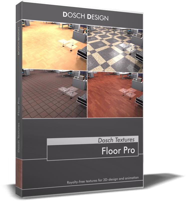 Dosch Textures: Floor Pro free download