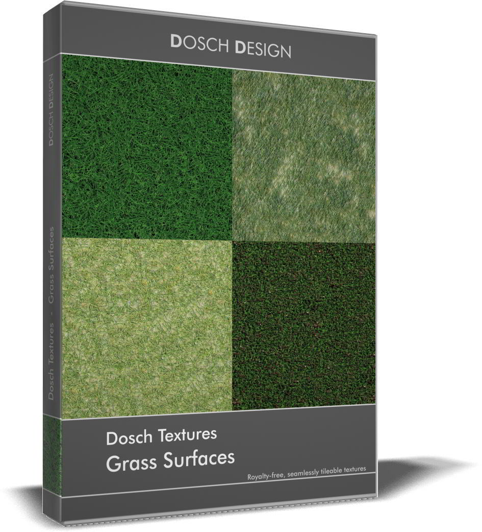 Dosch Textures: Grass Surfaces free download