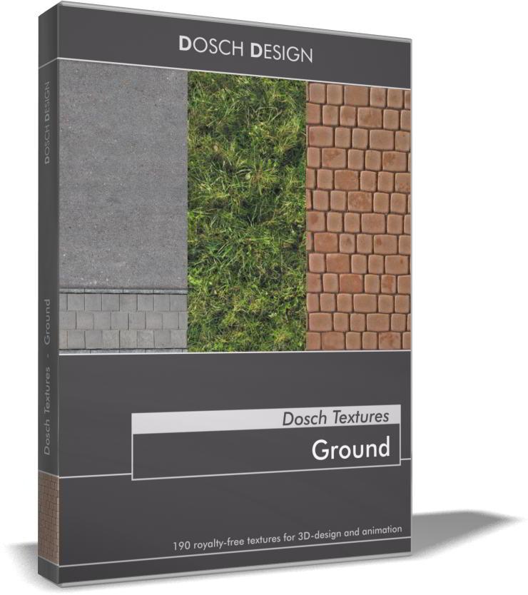 Dosch Textures: Ground free download