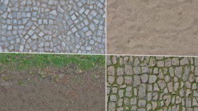 Dosch Textures: Ground Surfaces